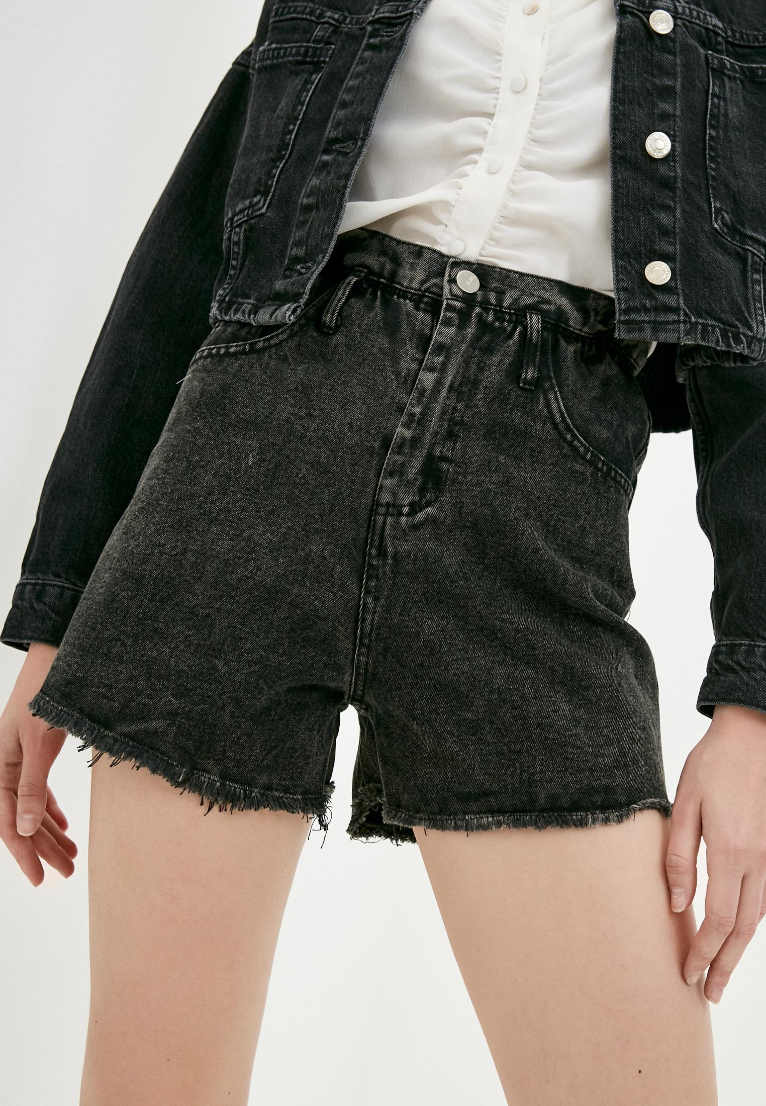 Женские джинсовые шорты Miss Gabby Шорты джинсовые Miss Gabby