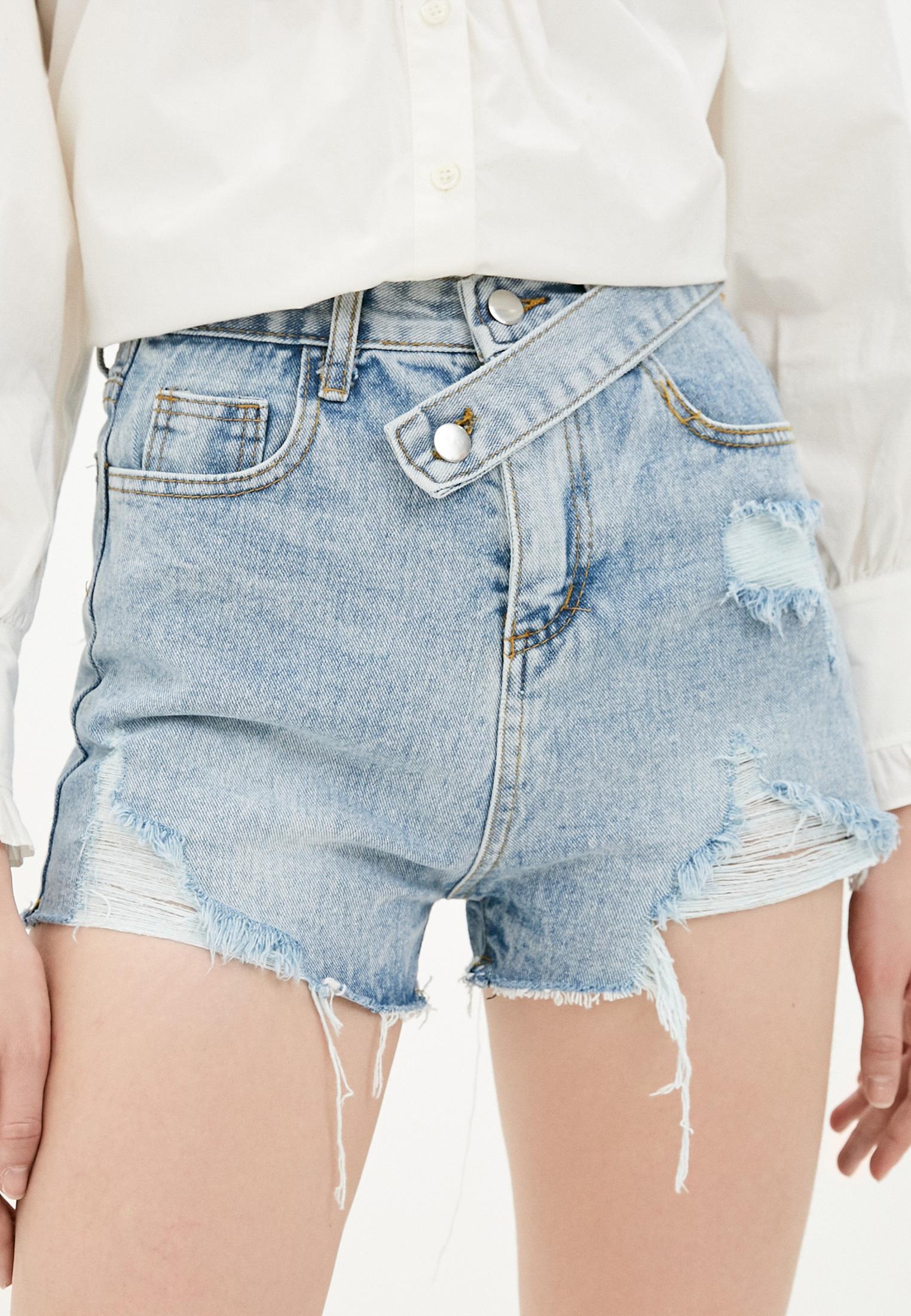 Женские джинсовые шорты Miss Gabby 5155