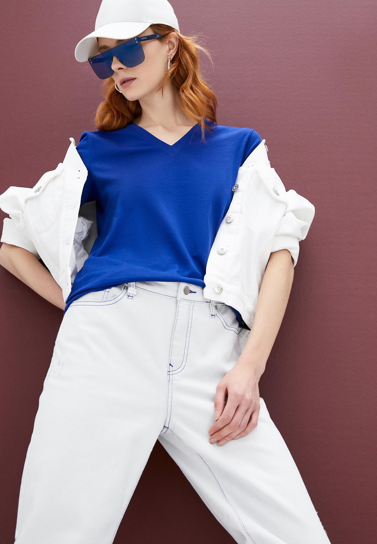 Прямые джинсы Armani Exchange 3KYJ06 Y1VEZ: изображение 2