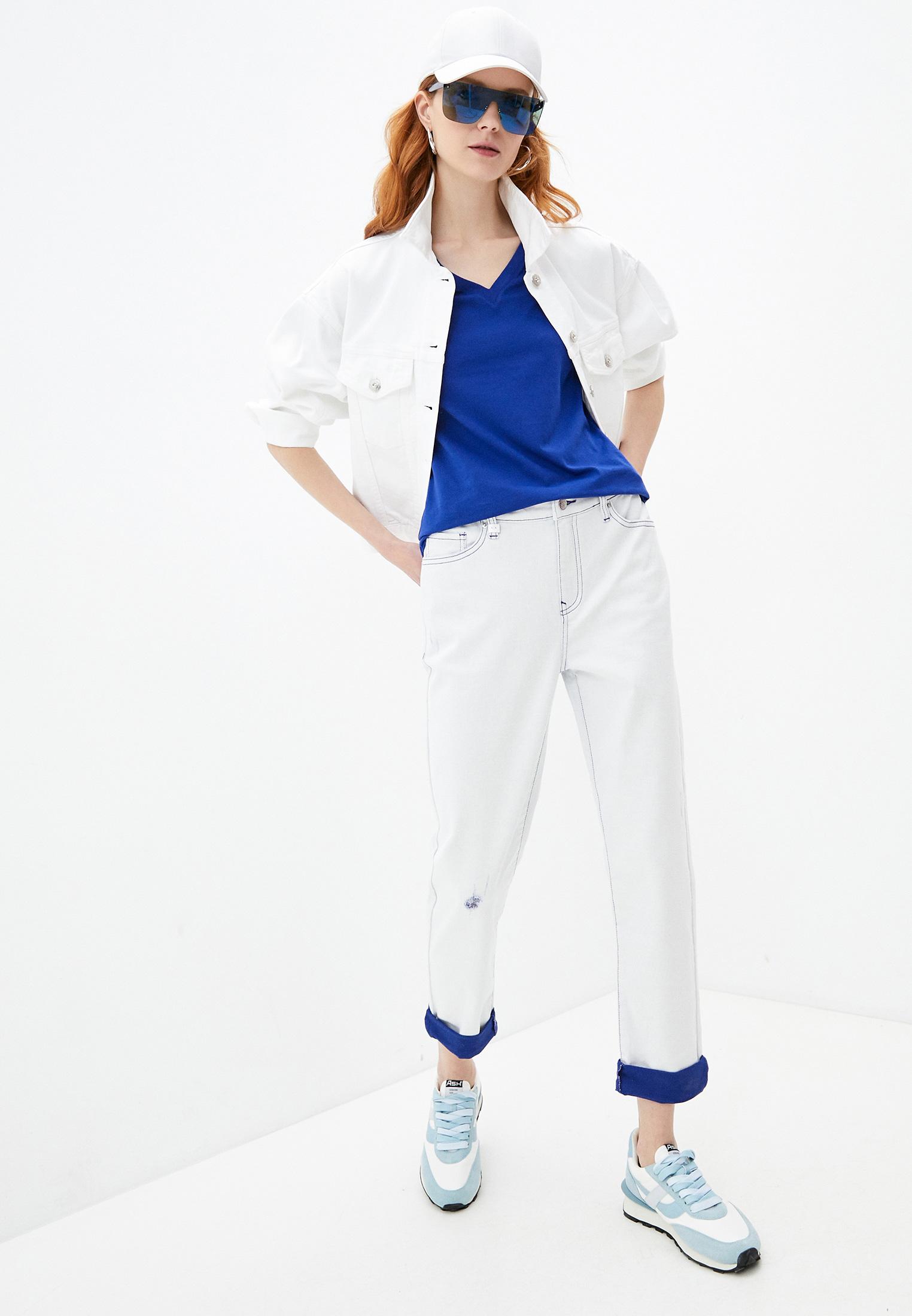 Прямые джинсы Armani Exchange 3KYJ06 Y1VEZ: изображение 3