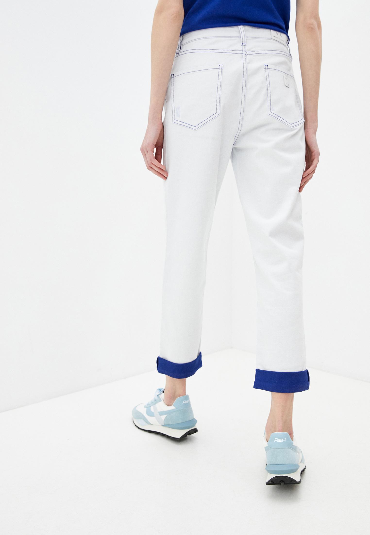 Прямые джинсы Armani Exchange 3KYJ06 Y1VEZ: изображение 4