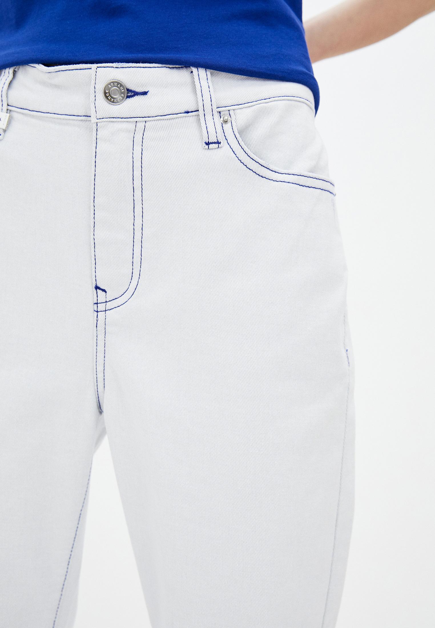 Прямые джинсы Armani Exchange 3KYJ06 Y1VEZ: изображение 5