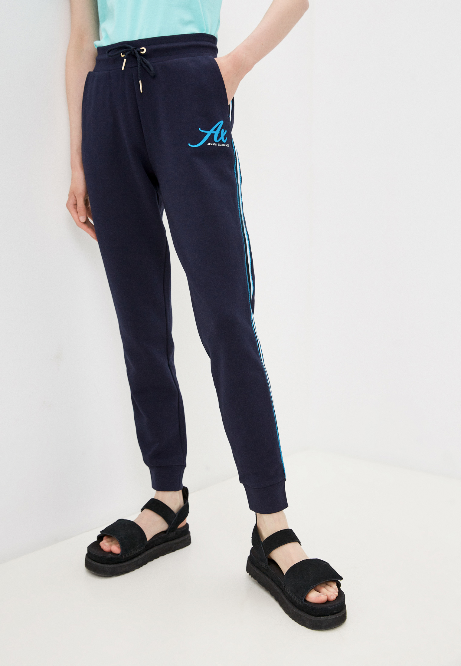 Женские спортивные брюки Armani Exchange 3KYP87 YJ4MZ