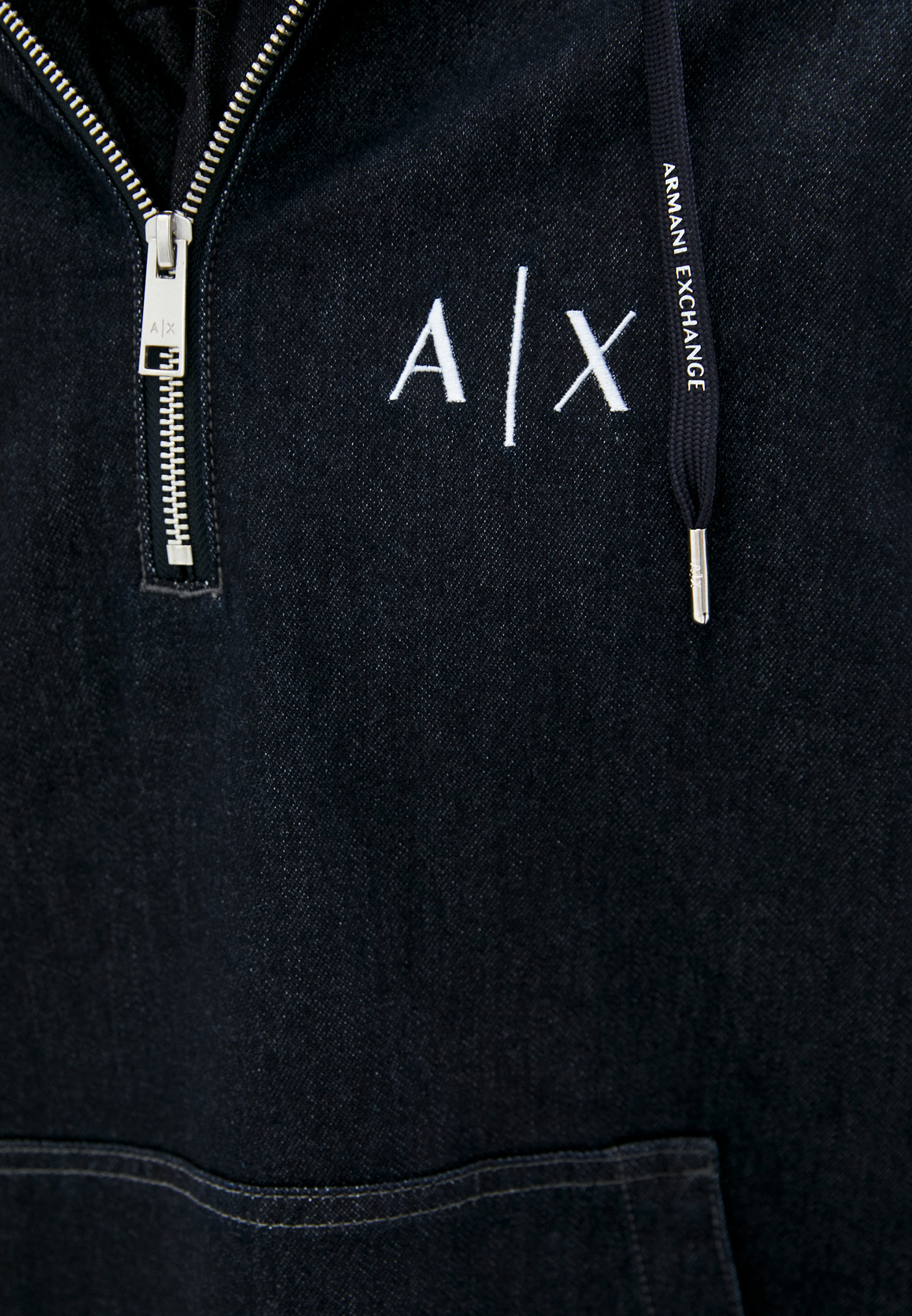 Мужские худи Armani Exchange 3KZB20ZD8AZ: изображение 5