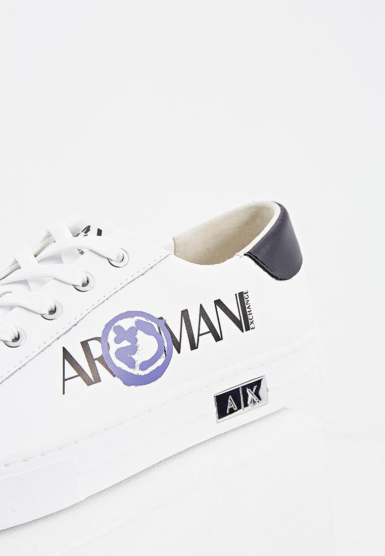 Женские кеды Armani Exchange XDX027 XV360: изображение 2