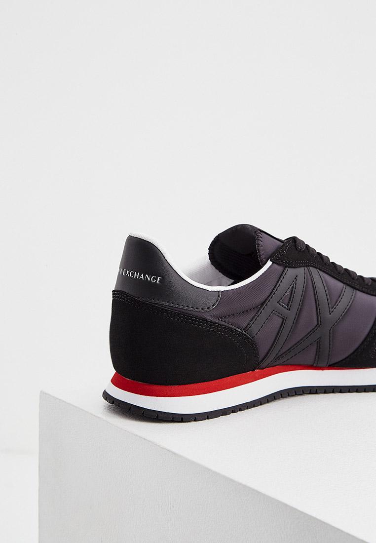 Мужские кроссовки Armani Exchange XUX017XCC68: изображение 2