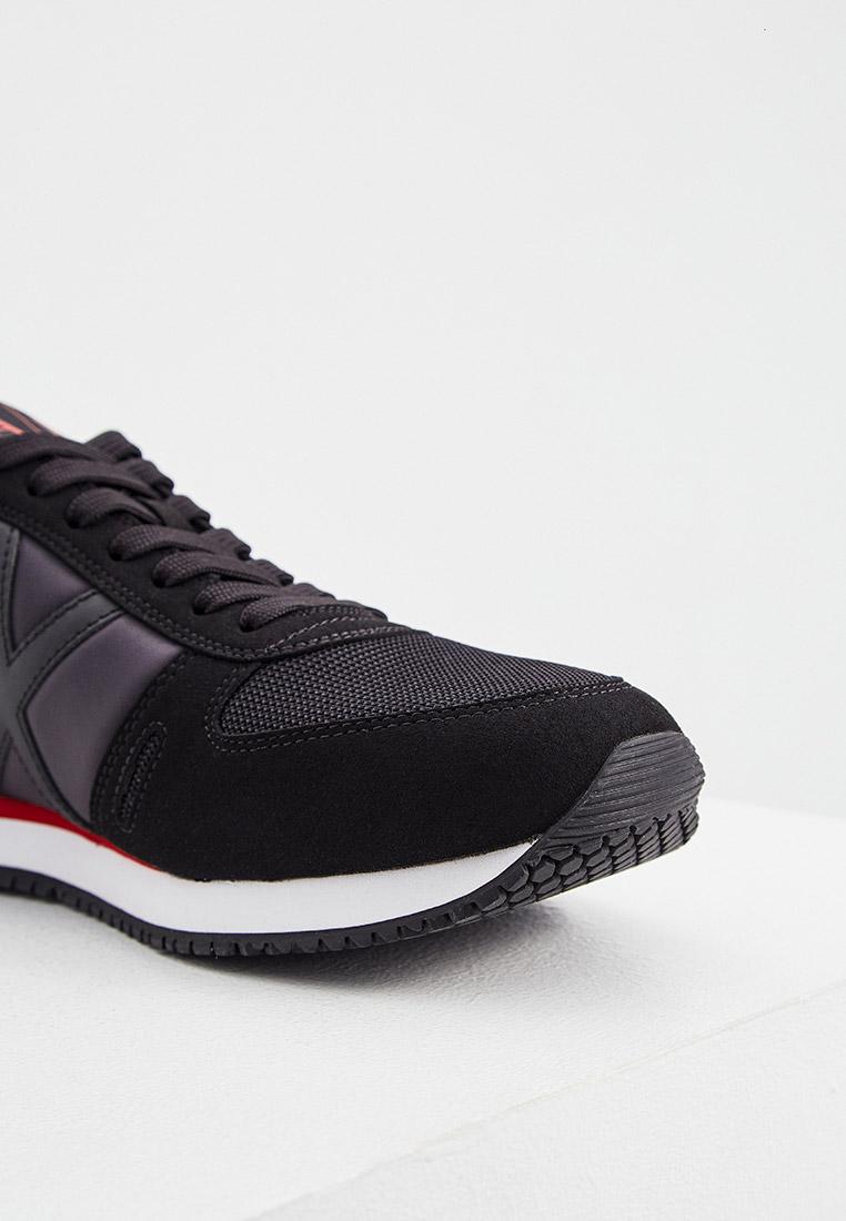 Мужские кроссовки Armani Exchange XUX017XCC68: изображение 4