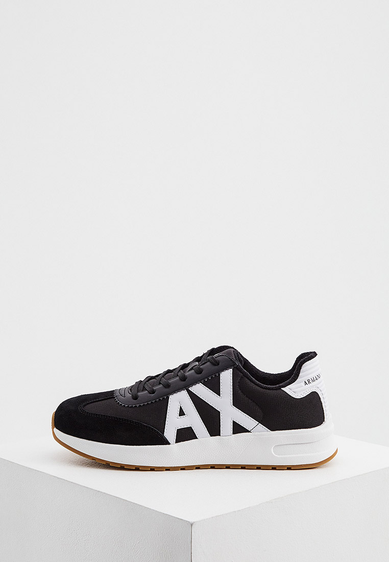 Мужские кроссовки Armani Exchange XUX071XV277: изображение 1