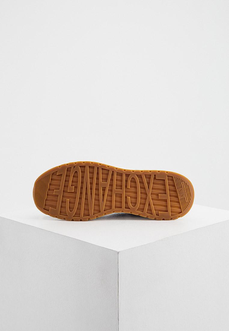 Мужские кроссовки Armani Exchange XUX071XV277: изображение 3