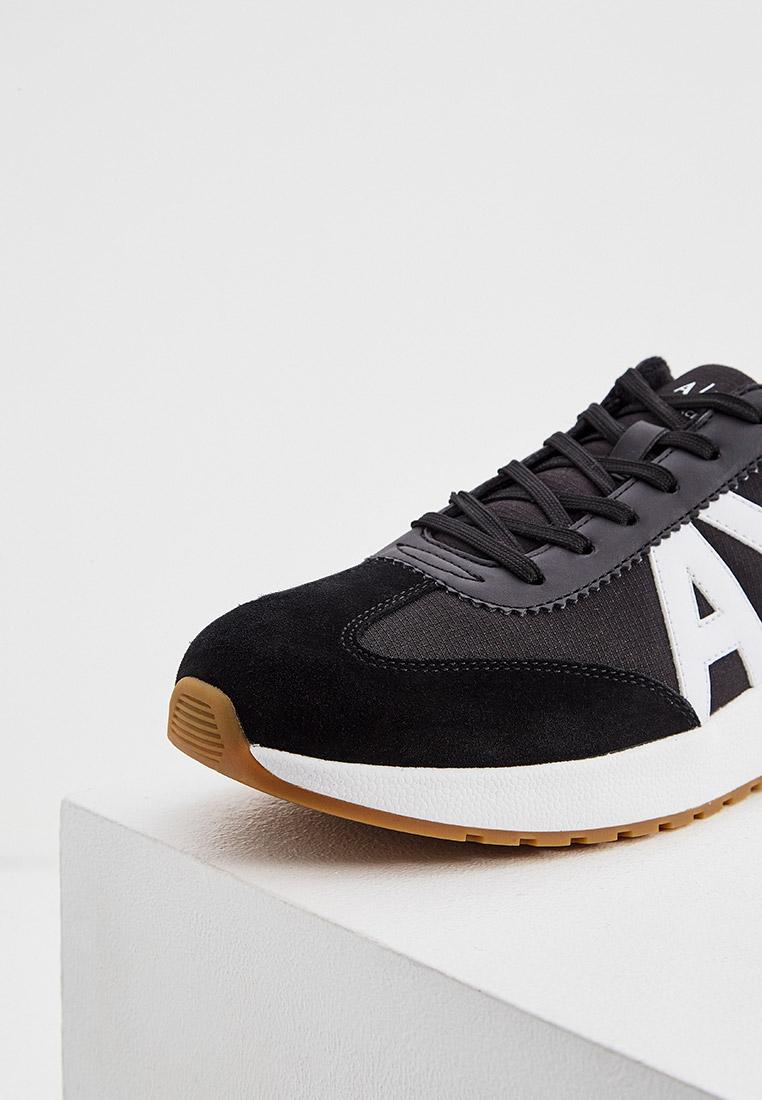 Мужские кроссовки Armani Exchange XUX071XV277: изображение 4
