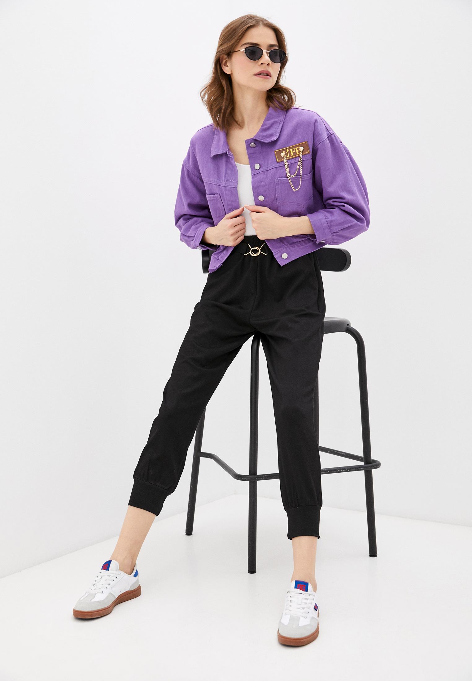 Джинсовая куртка Miss Gabby 1200-15: изображение 2