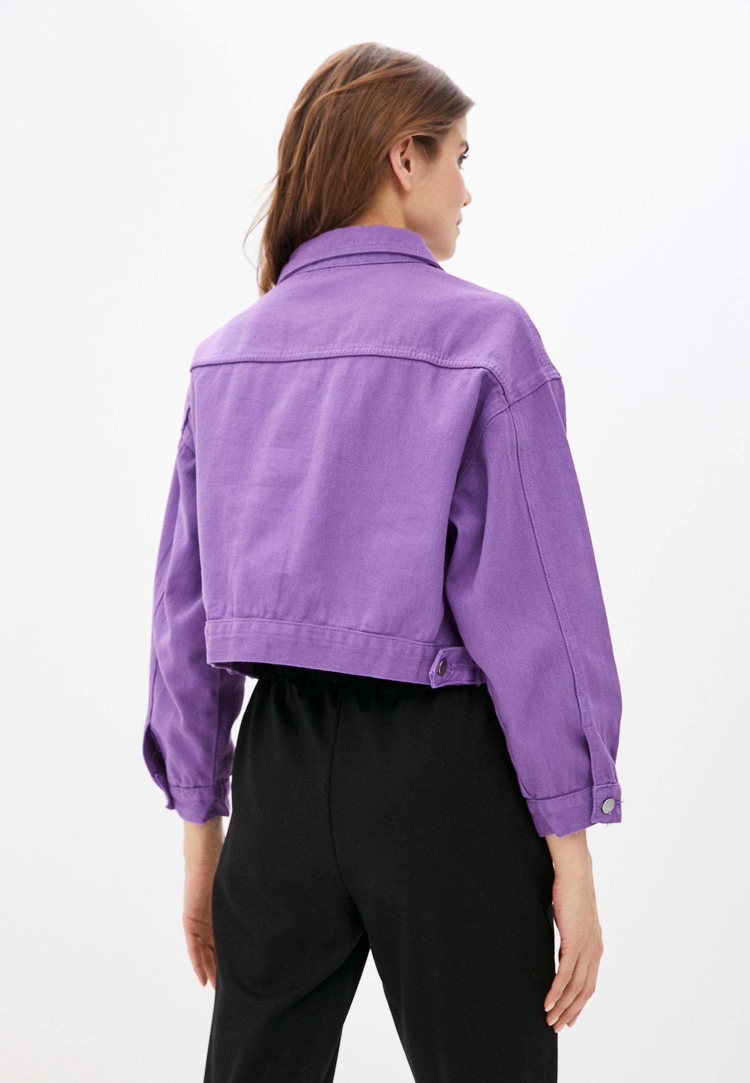 Джинсовая куртка Miss Gabby 1200-15: изображение 3