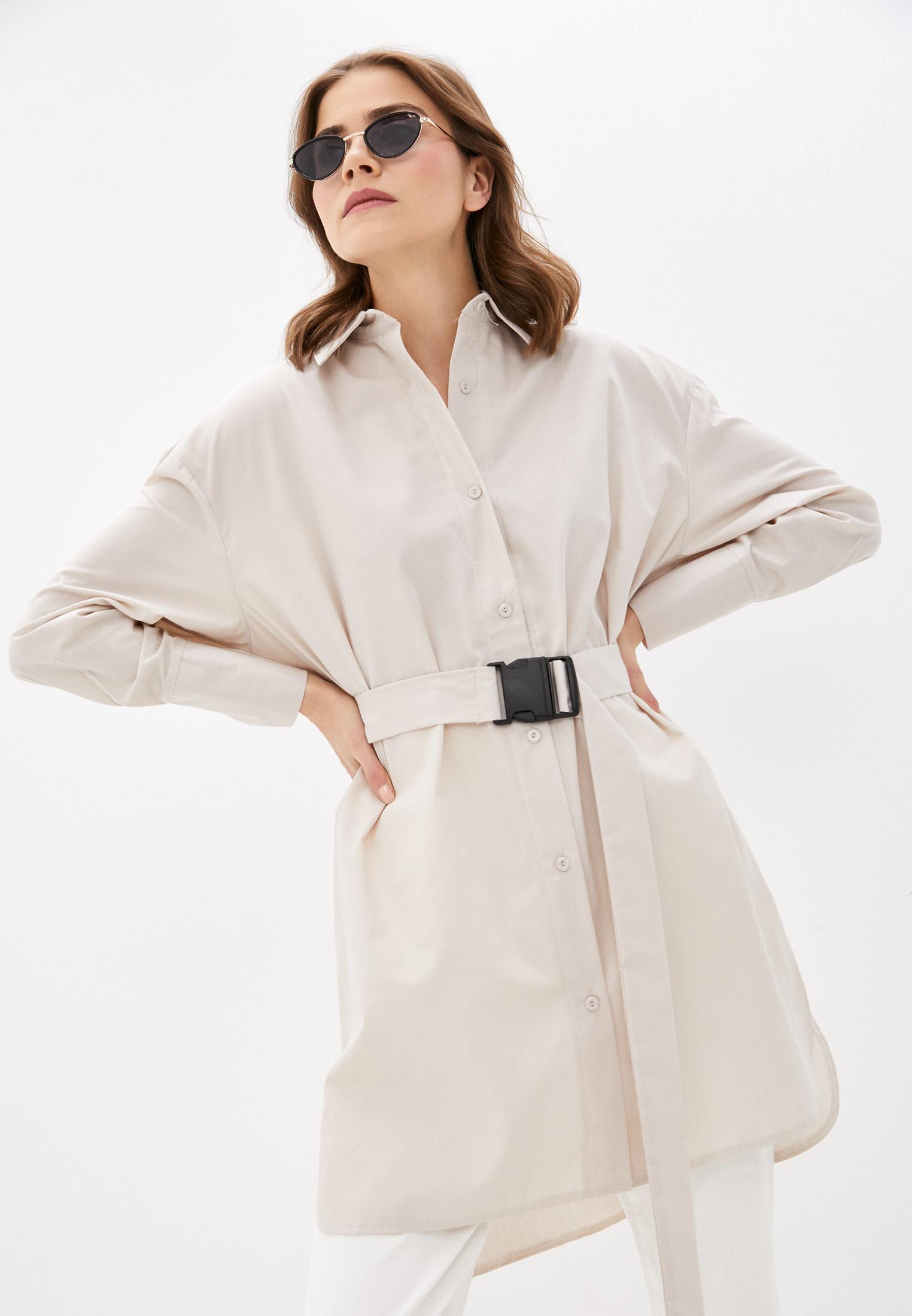 Женские рубашки с длинным рукавом Miss Gabby 2029