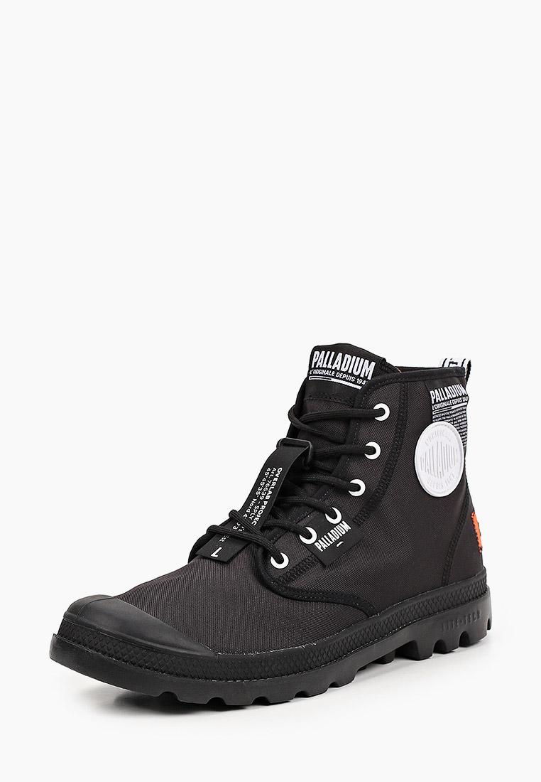 Мужские ботинки Palladium 76639-001-M: изображение 2