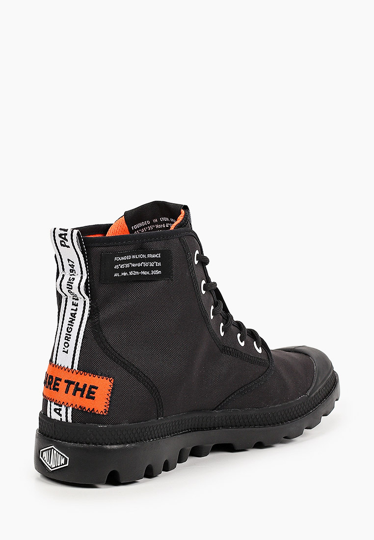 Мужские ботинки Palladium 76639-001-M: изображение 3