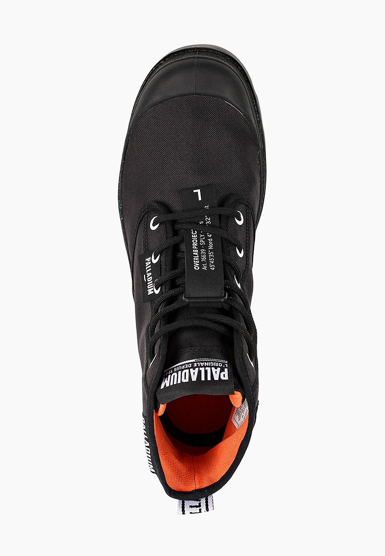 Мужские ботинки Palladium 76639-001-M: изображение 4