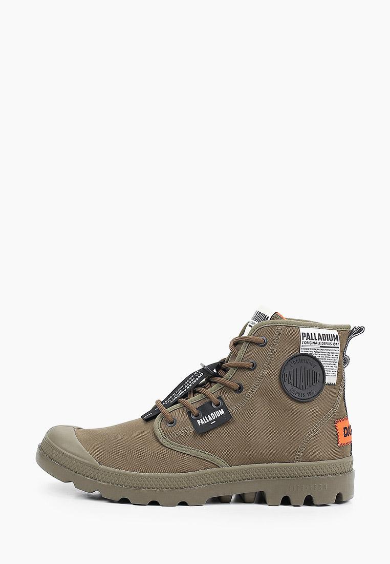 Мужские ботинки Palladium 76639-307-M: изображение 1