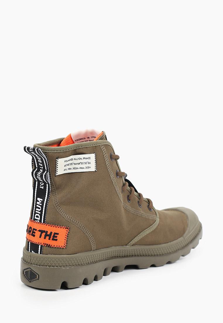 Мужские ботинки Palladium 76639-307-M: изображение 3