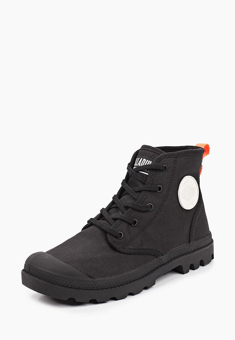 Женские ботинки Palladium 97074-008-M: изображение 2