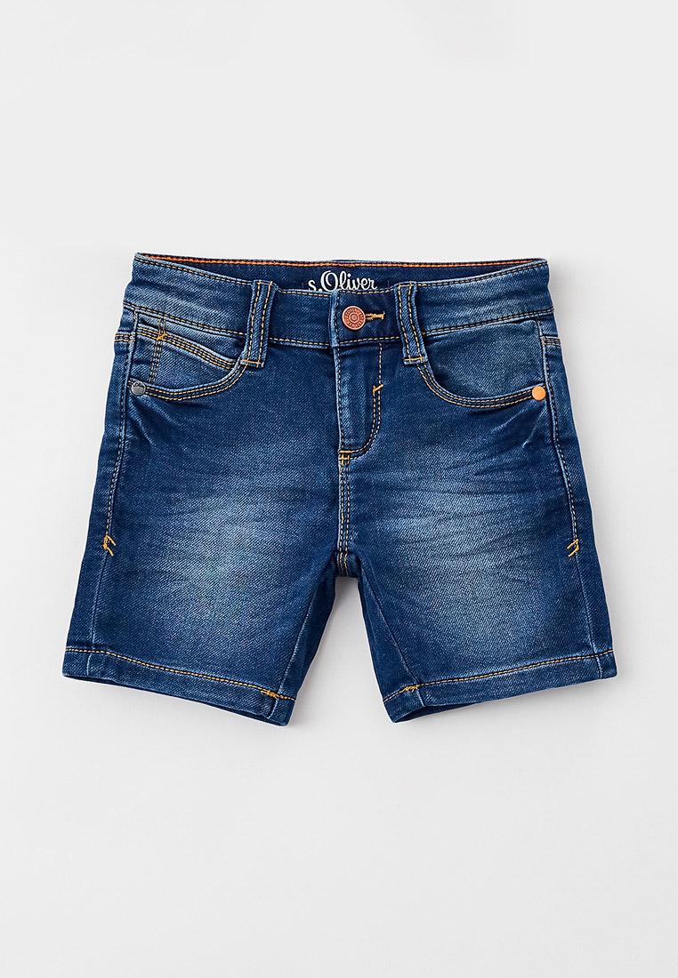 Шорты s.Oliver (с.Оливер) Шорты джинсовые s.Oliver