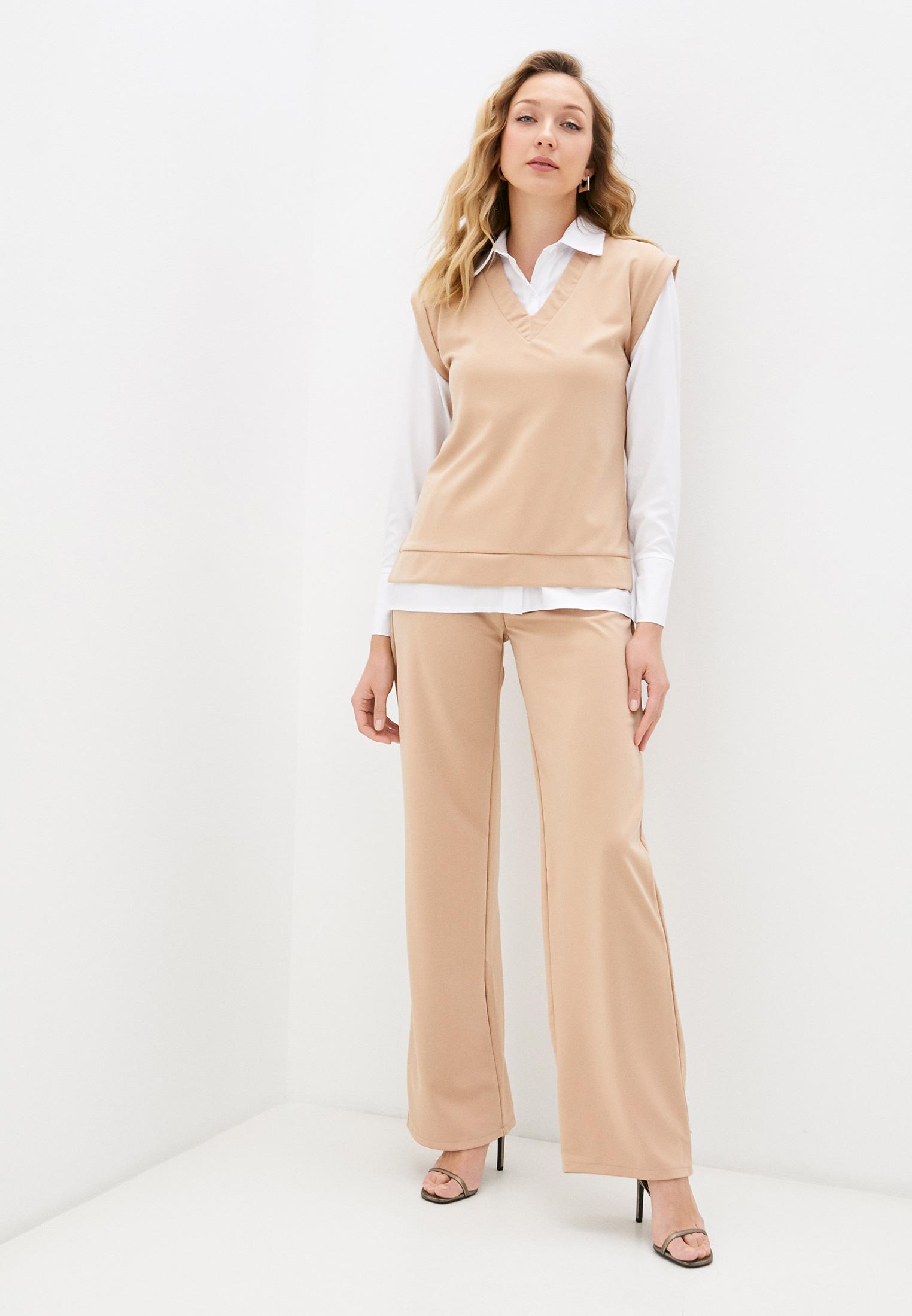 Костюм с брюками Pink Summer PS2636-2