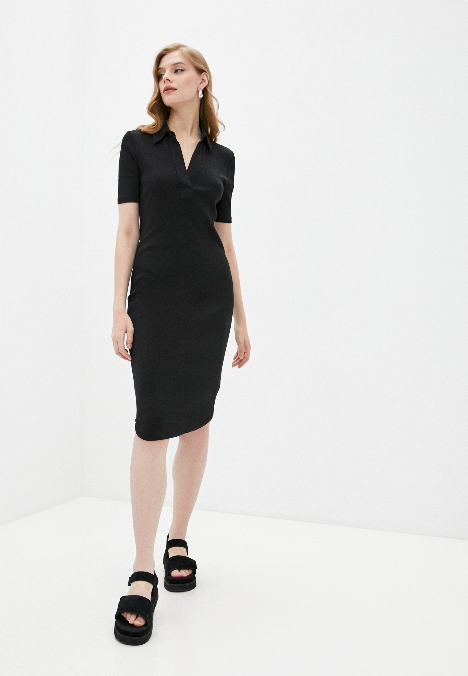 Платье HELMUT LANG L01HW604