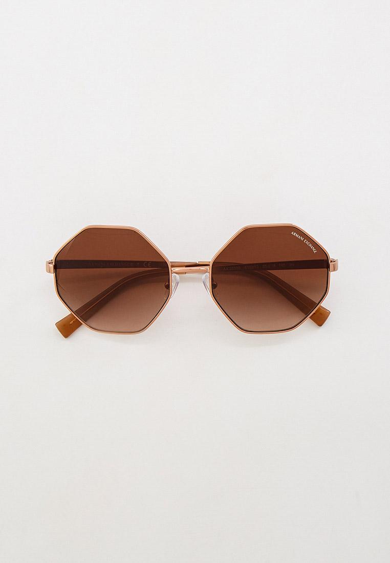 Женские солнцезащитные очки Armani Exchange 0AX2035S