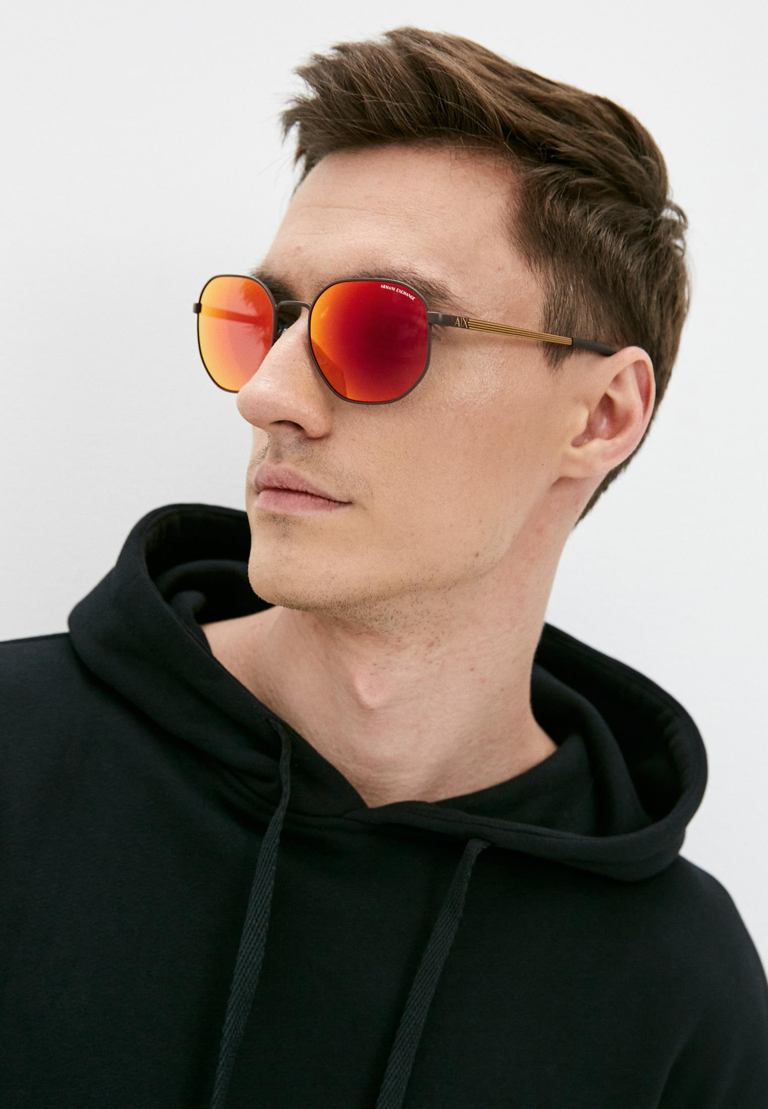 Мужские солнцезащитные очки Armani Exchange 0AX2036S: изображение 1