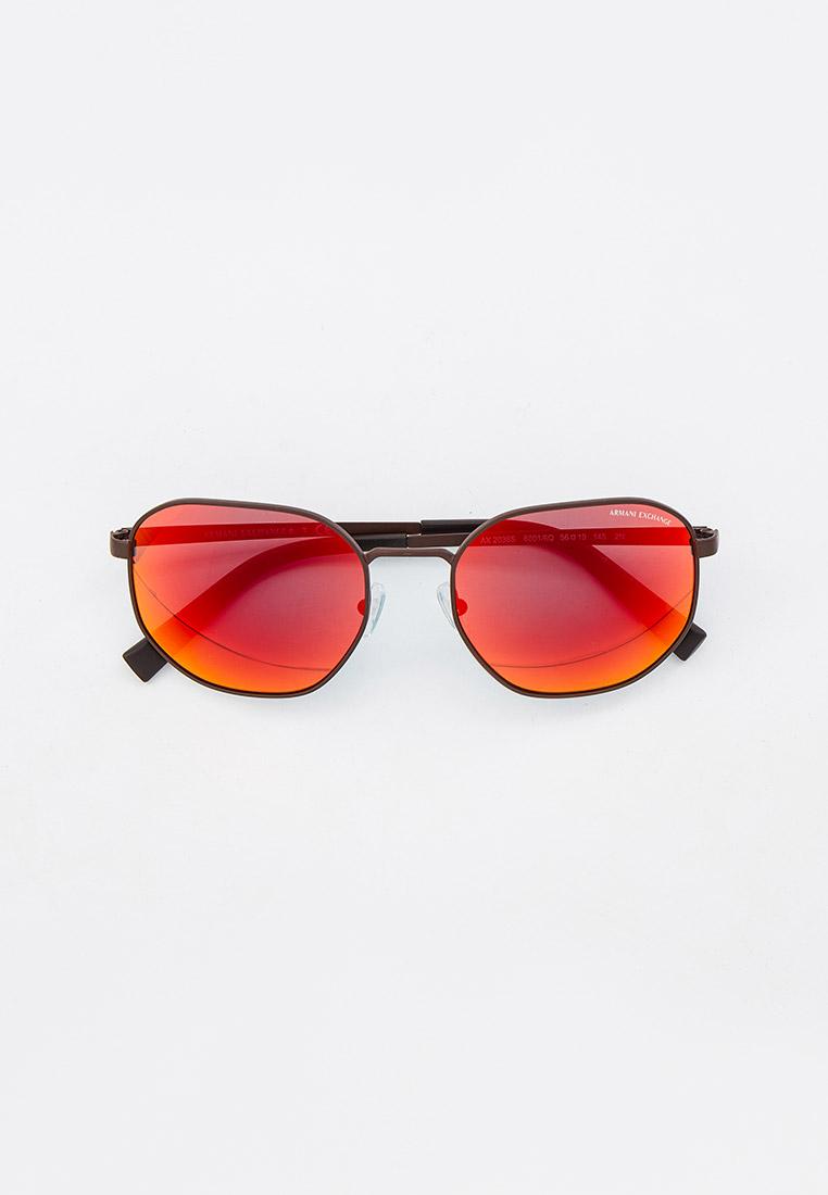 Мужские солнцезащитные очки Armani Exchange 0AX2036S: изображение 3