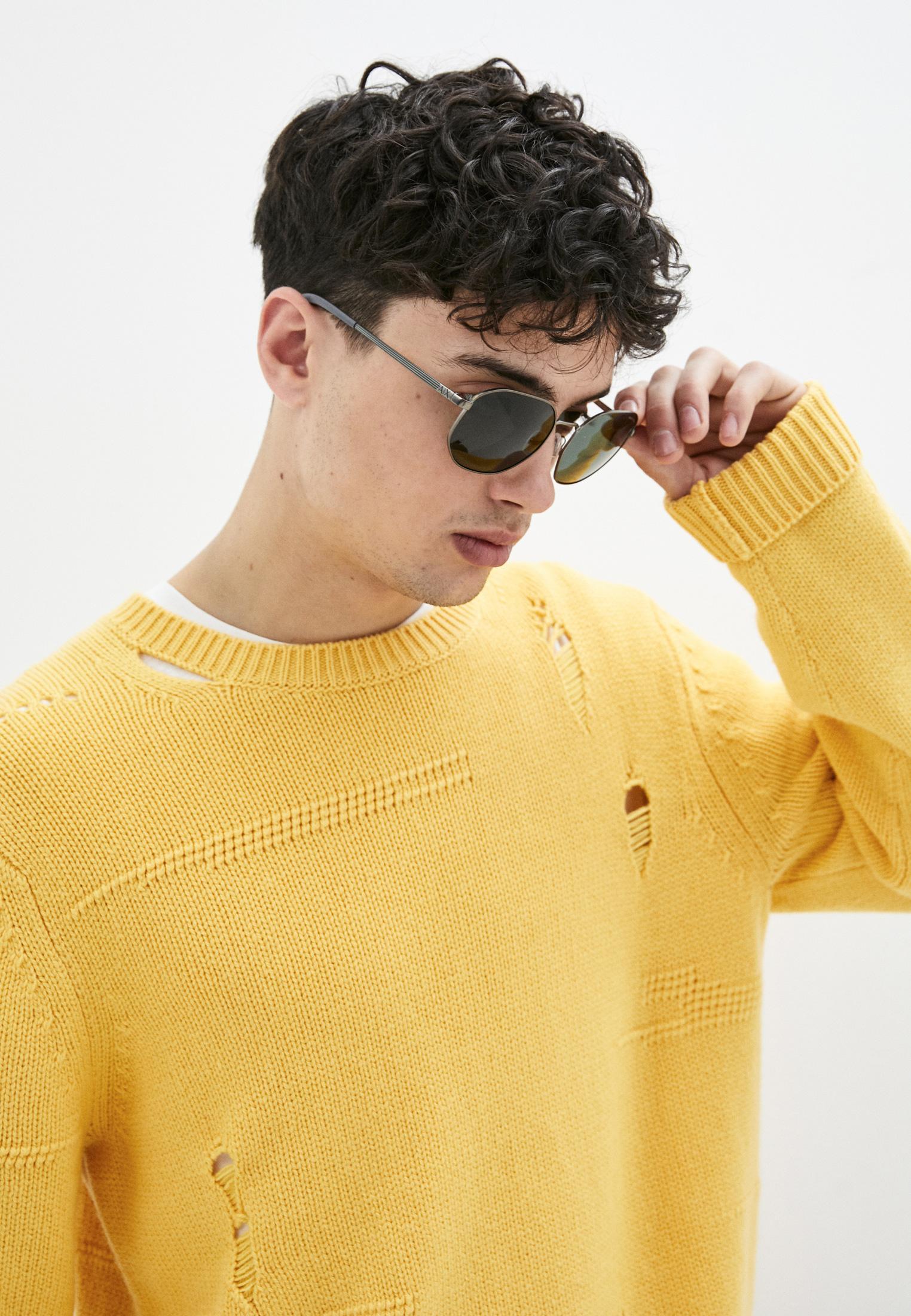 Мужские солнцезащитные очки Armani Exchange 0AX2036S: изображение 2
