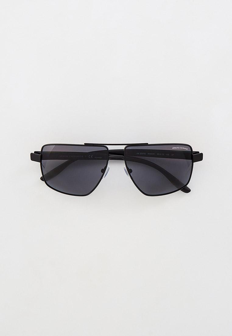 Мужские солнцезащитные очки Armani Exchange 0AX2037S: изображение 1