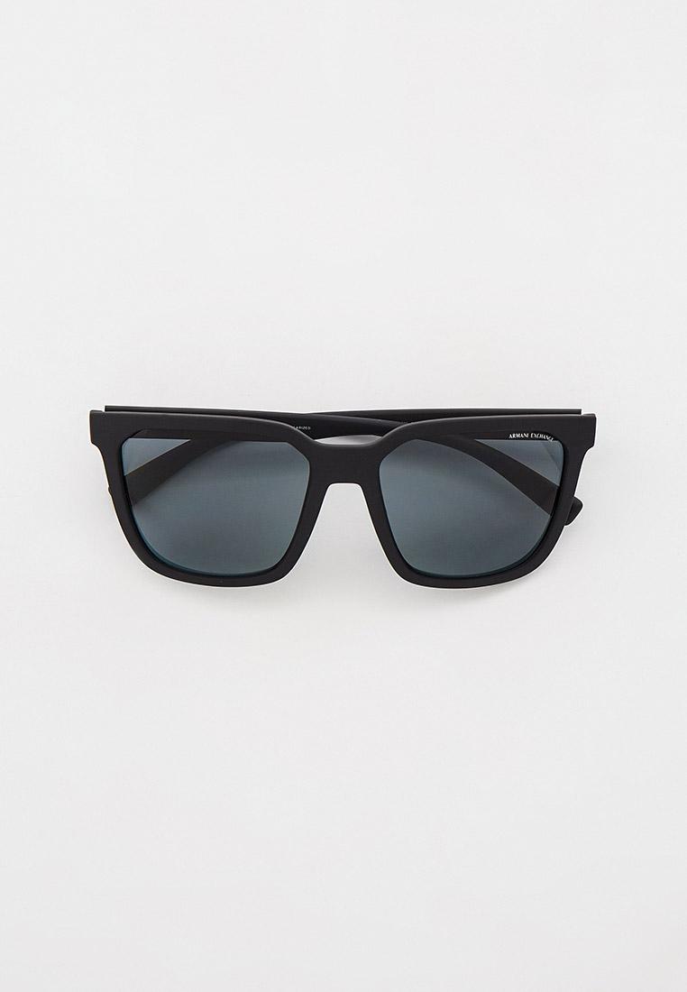 Мужские солнцезащитные очки Armani Exchange 0AX4108S