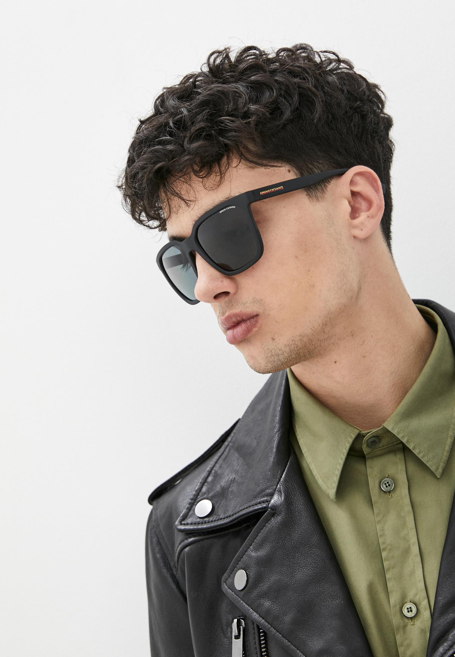 Мужские солнцезащитные очки Armani Exchange 0AX4108S: изображение 2