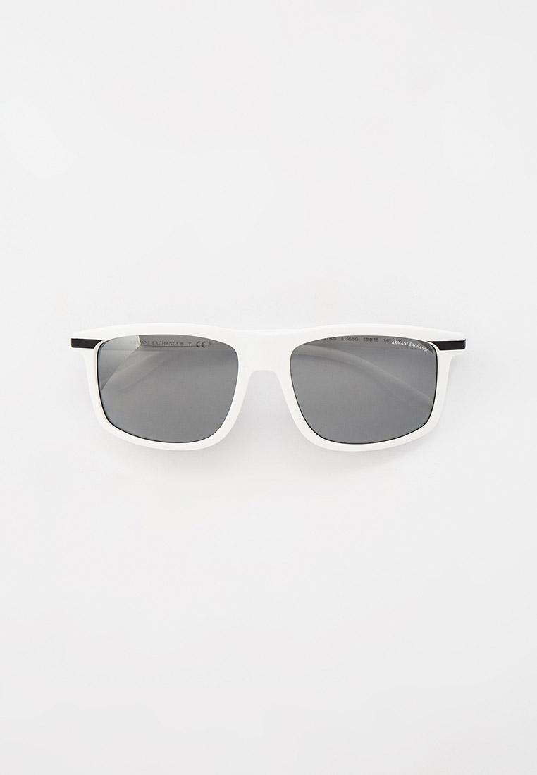Мужские солнцезащитные очки Armani Exchange 0AX4110S