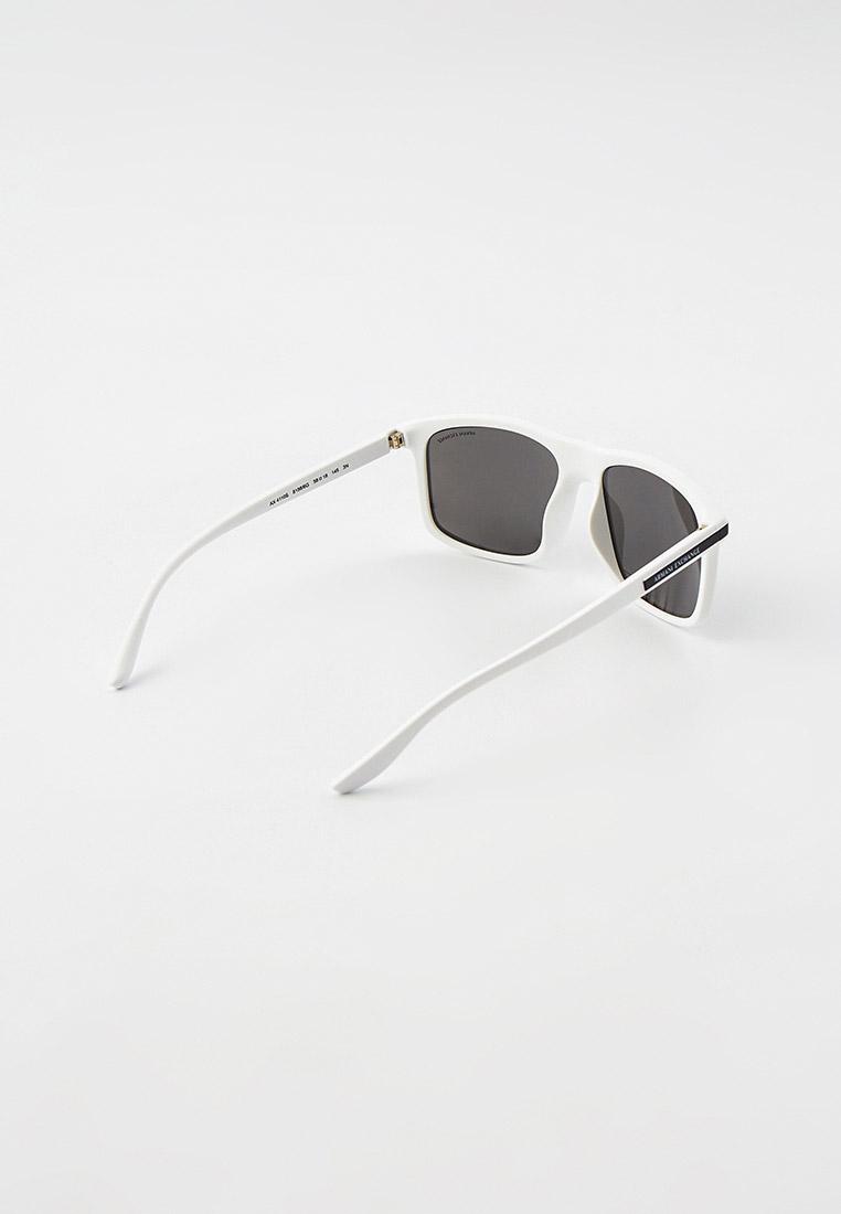 Мужские солнцезащитные очки Armani Exchange 0AX4110S: изображение 3
