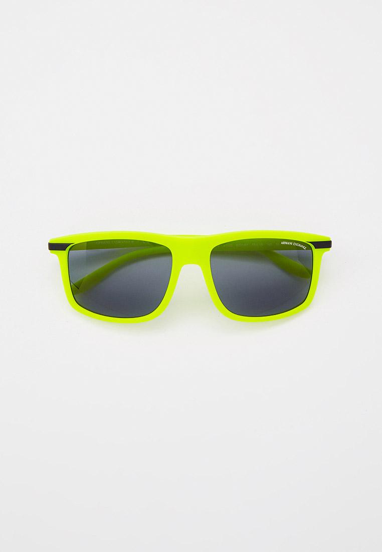 Мужские солнцезащитные очки Armani Exchange 0AX4110S: изображение 1
