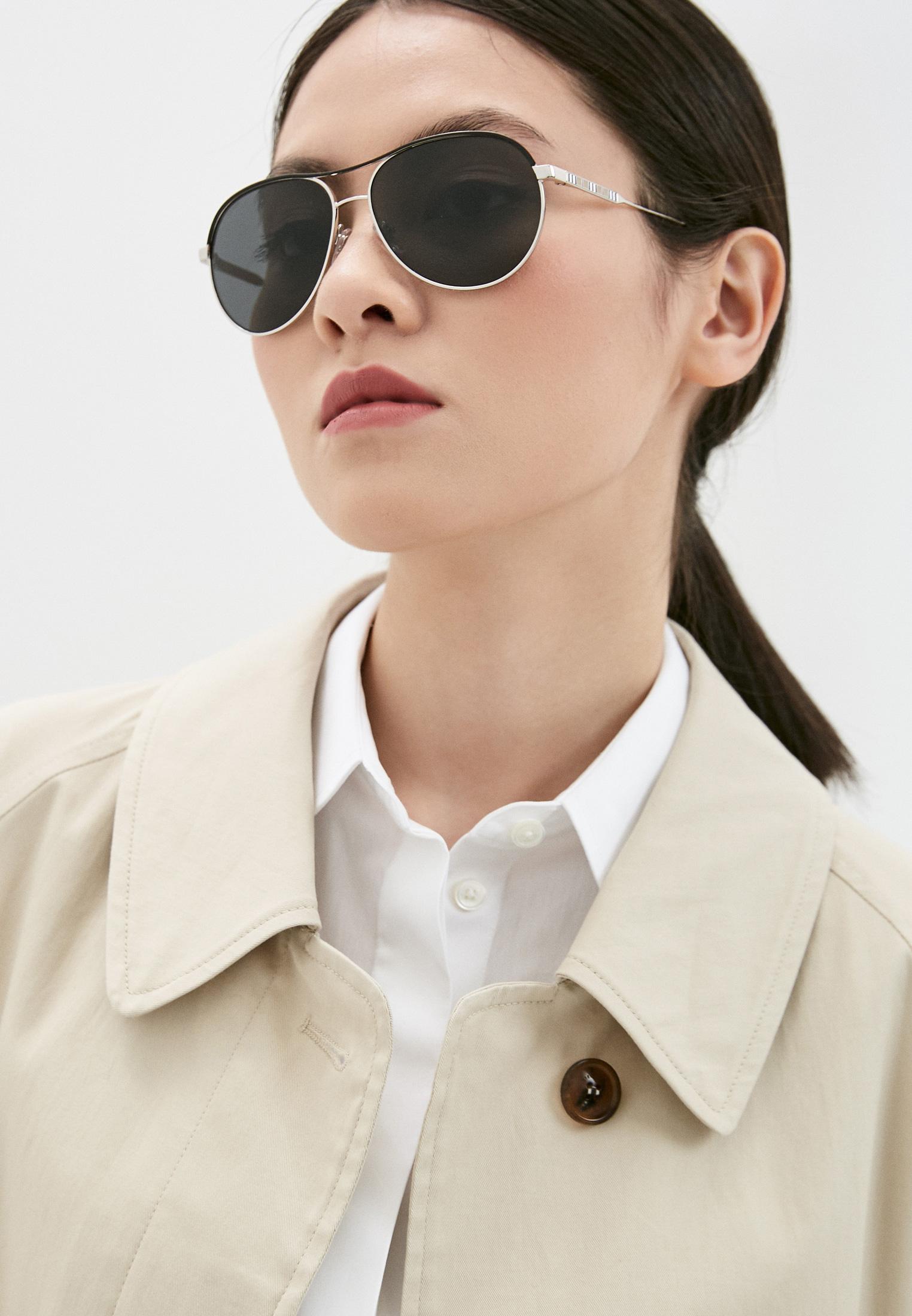 Женские солнцезащитные очки Burberry 0BE3122: изображение 5