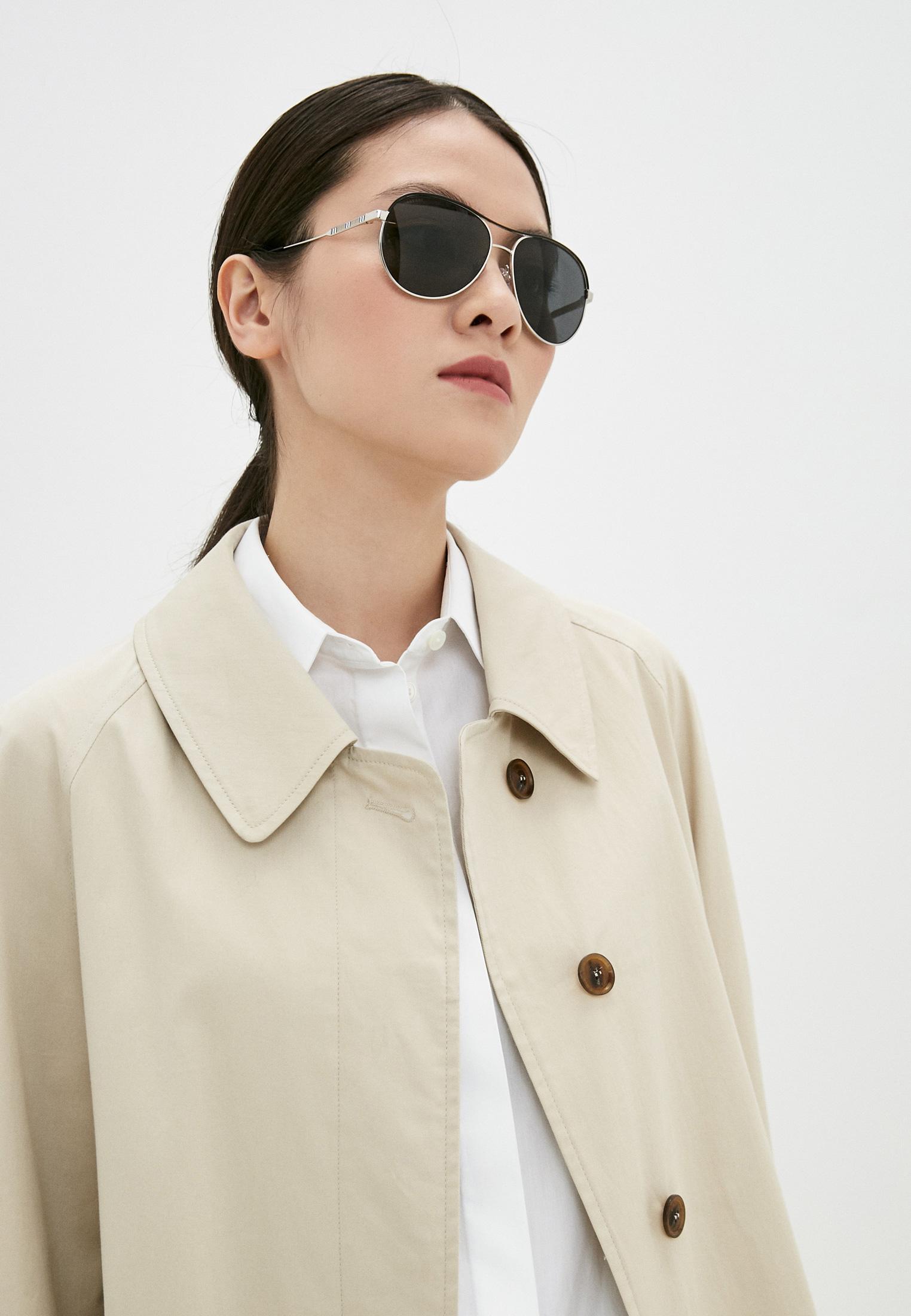 Женские солнцезащитные очки Burberry 0BE3122: изображение 6