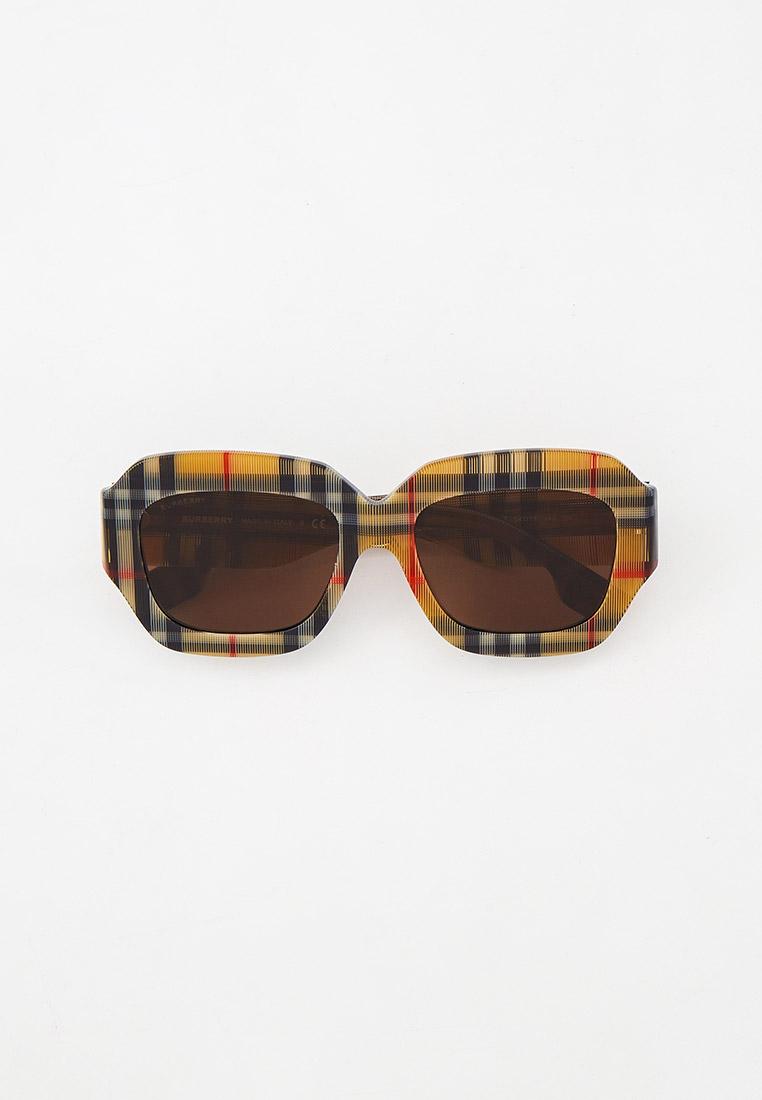 Женские солнцезащитные очки Burberry 0BE4334