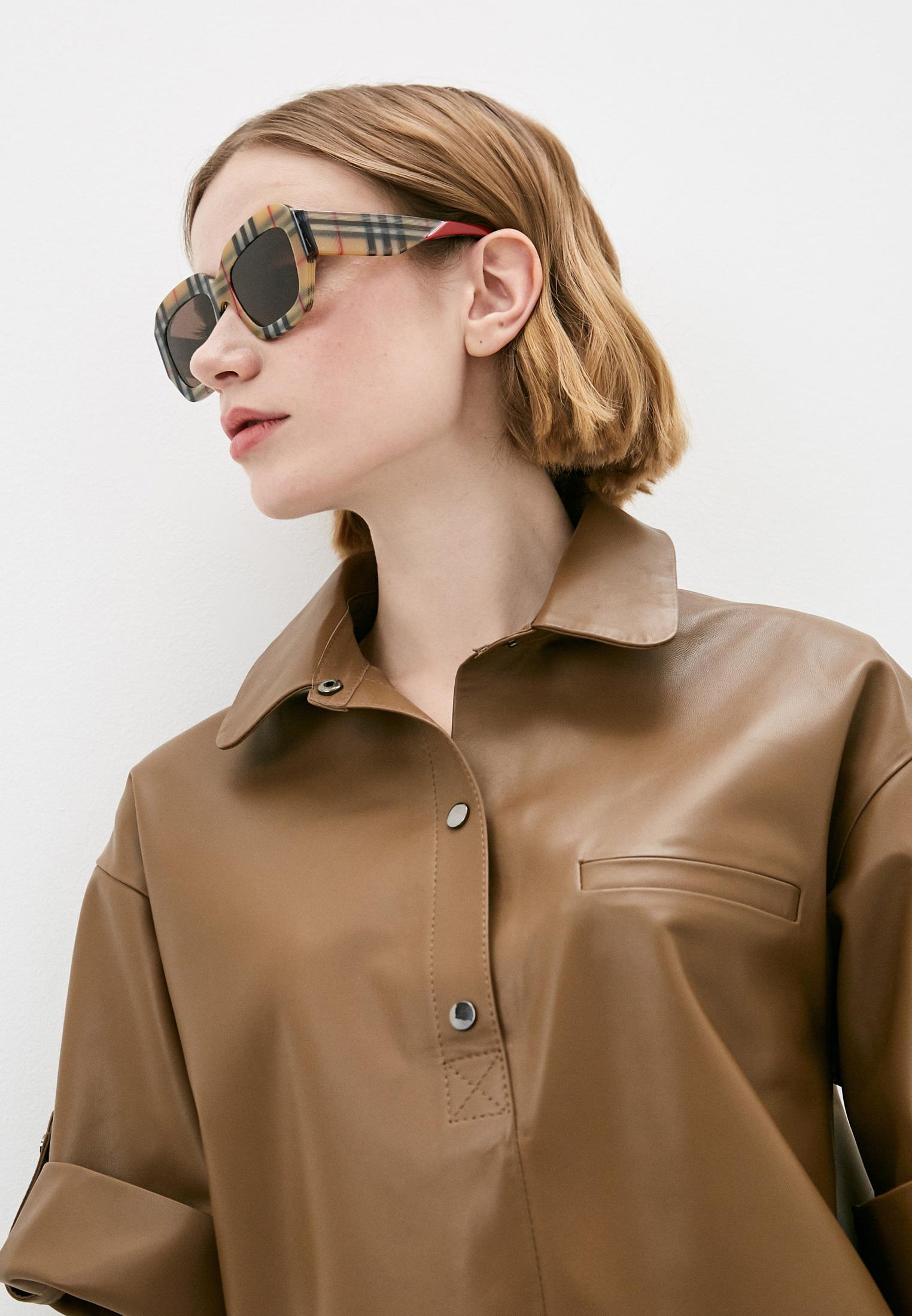 Женские солнцезащитные очки Burberry 0BE4334: изображение 6