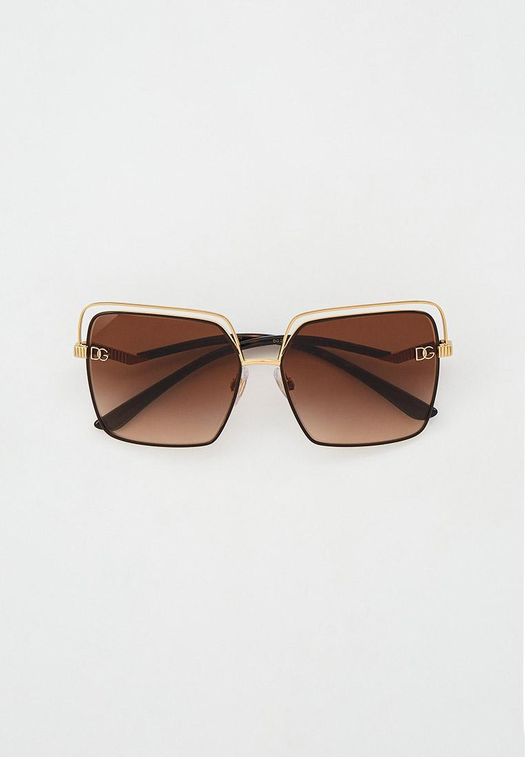 Женские солнцезащитные очки Dolce&Gabbana 0DG2268