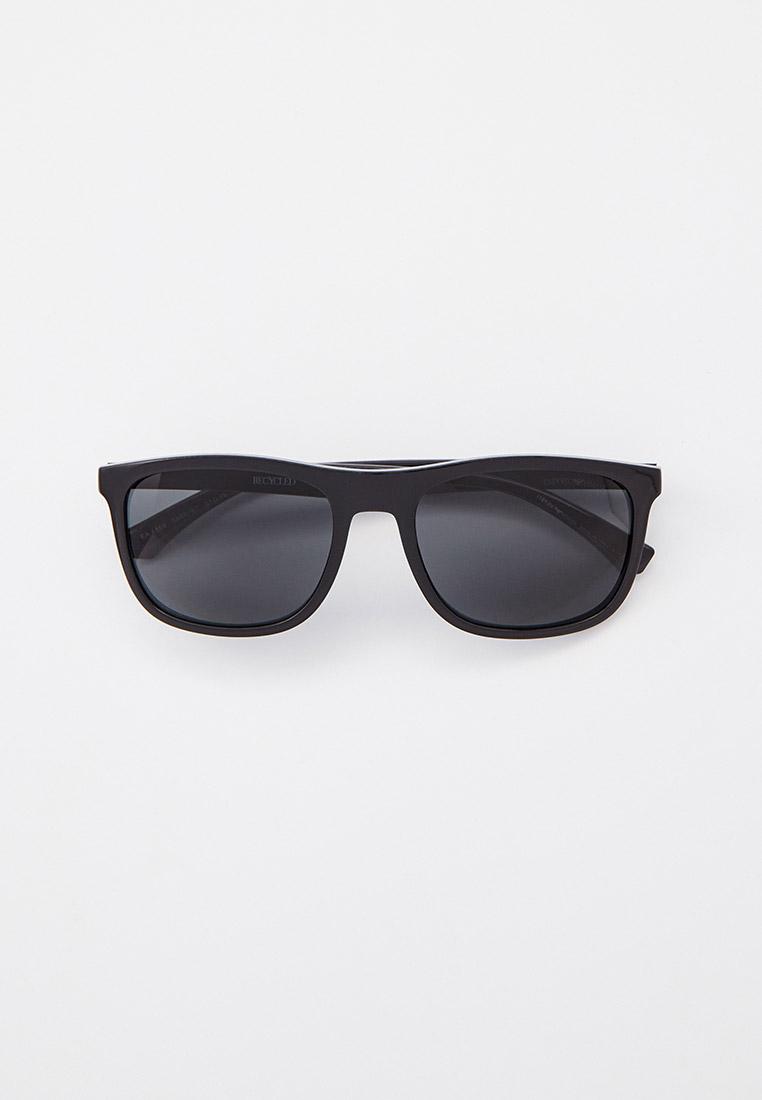 Мужские солнцезащитные очки Emporio Armani 0EA4158