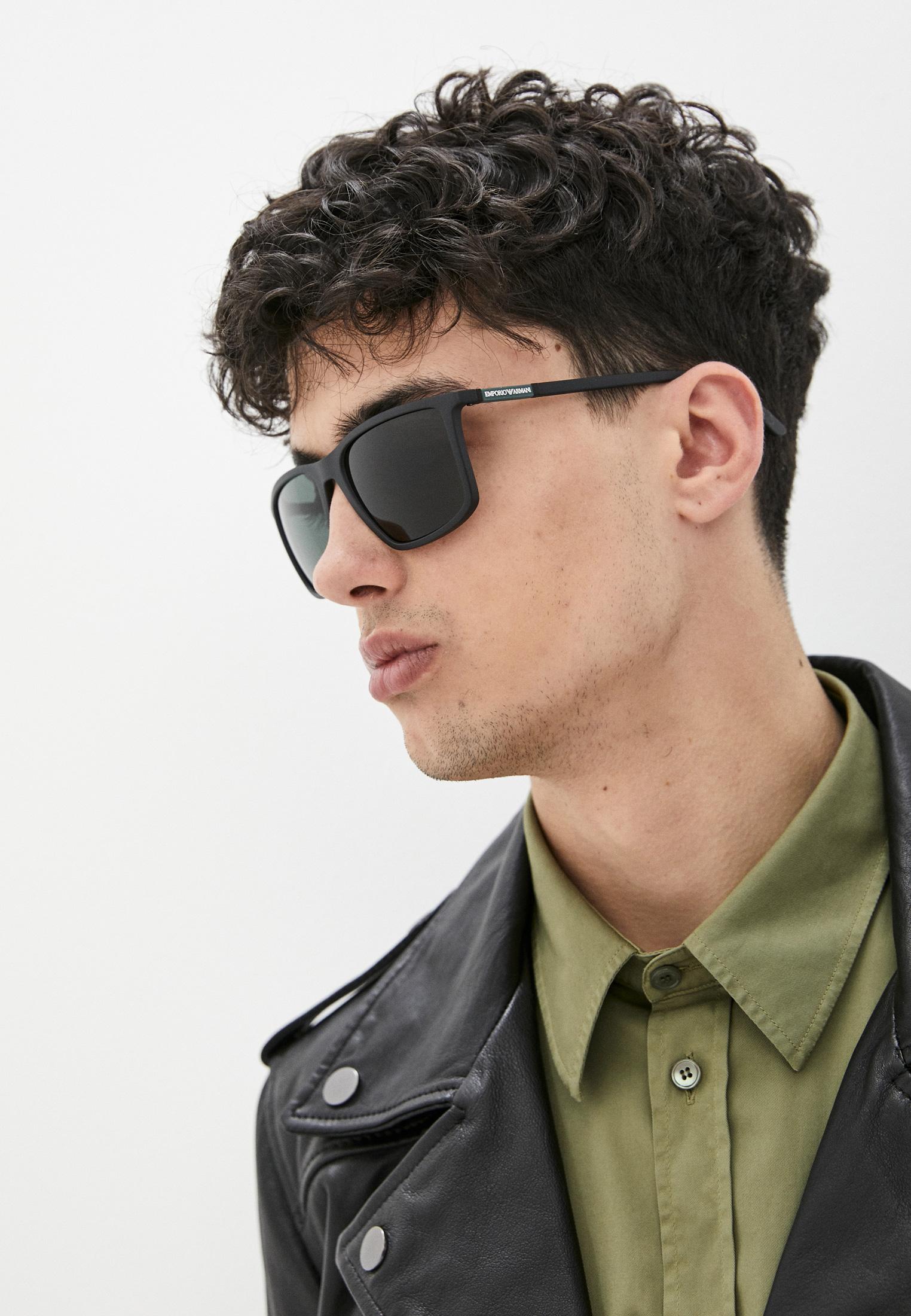 Мужские солнцезащитные очки Emporio Armani 0EA4161