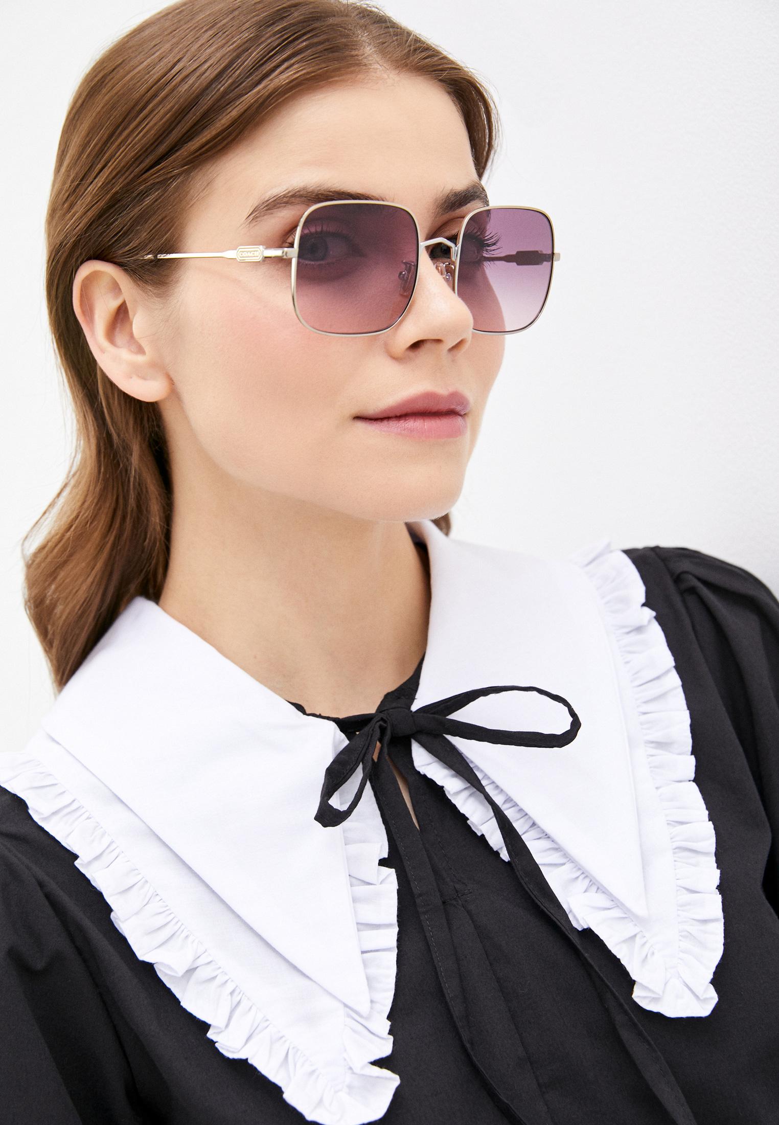 Женские солнцезащитные очки Coach 0HC7120: изображение 5