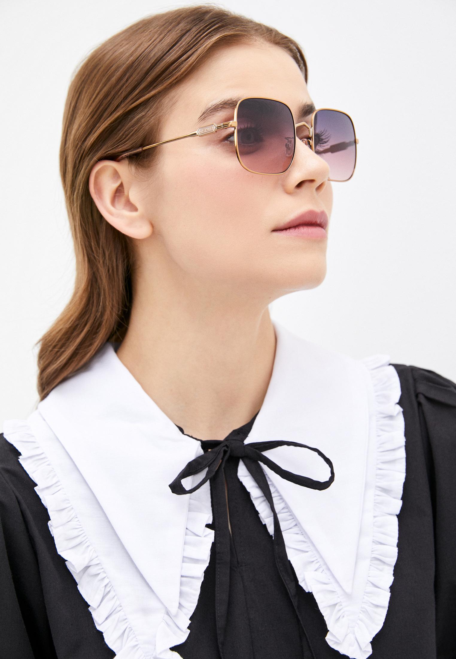 Женские солнцезащитные очки Coach 0HC7120: изображение 11