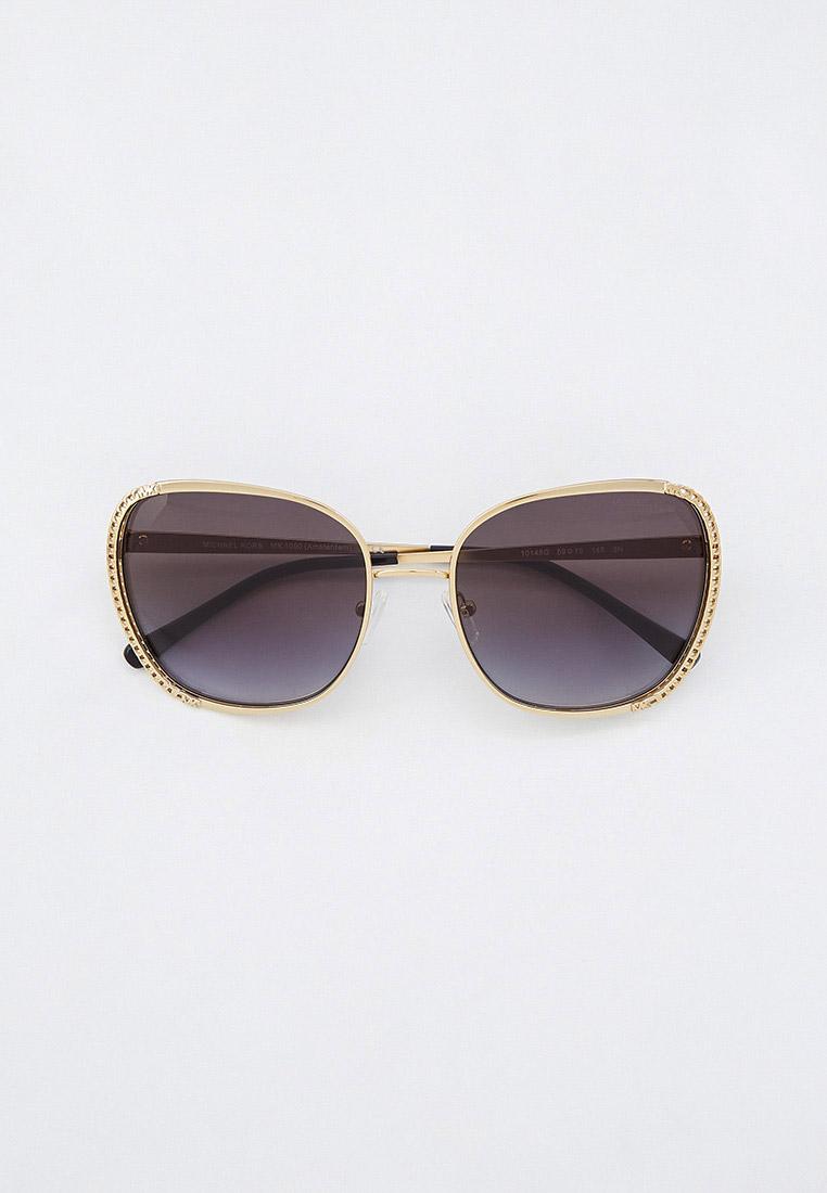 Женские солнцезащитные очки Michael Kors 0MK1090