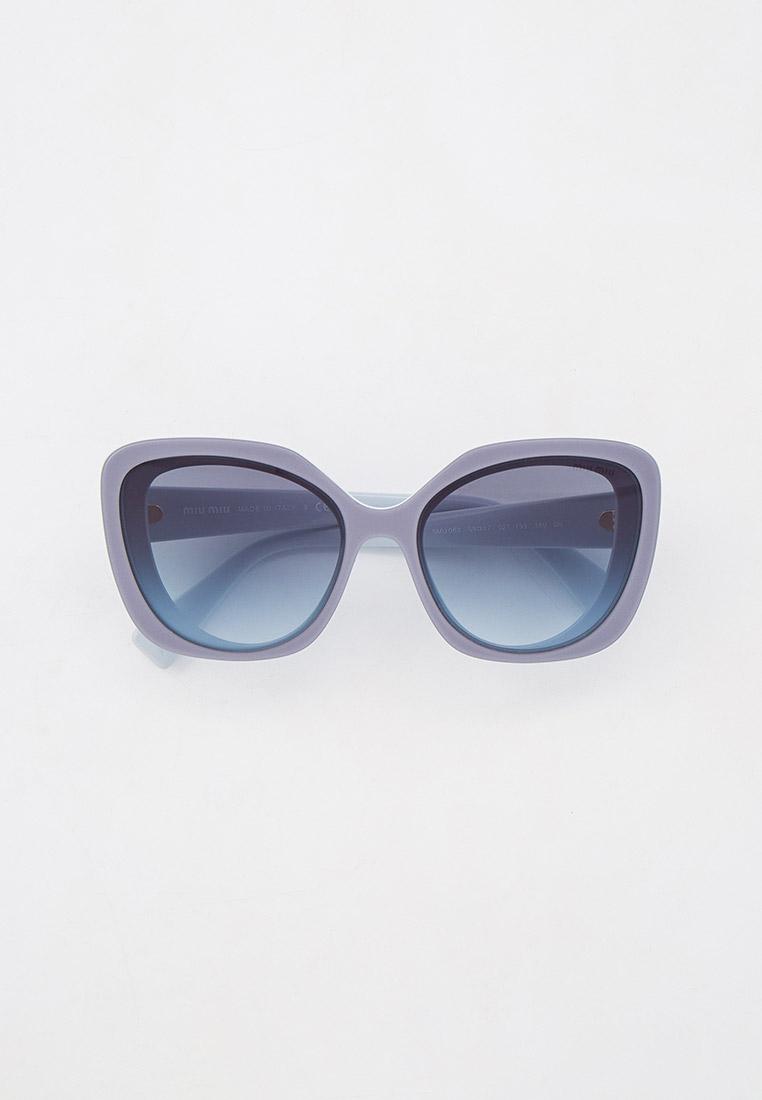 Женские солнцезащитные очки Miu Miu 0MU 06XS