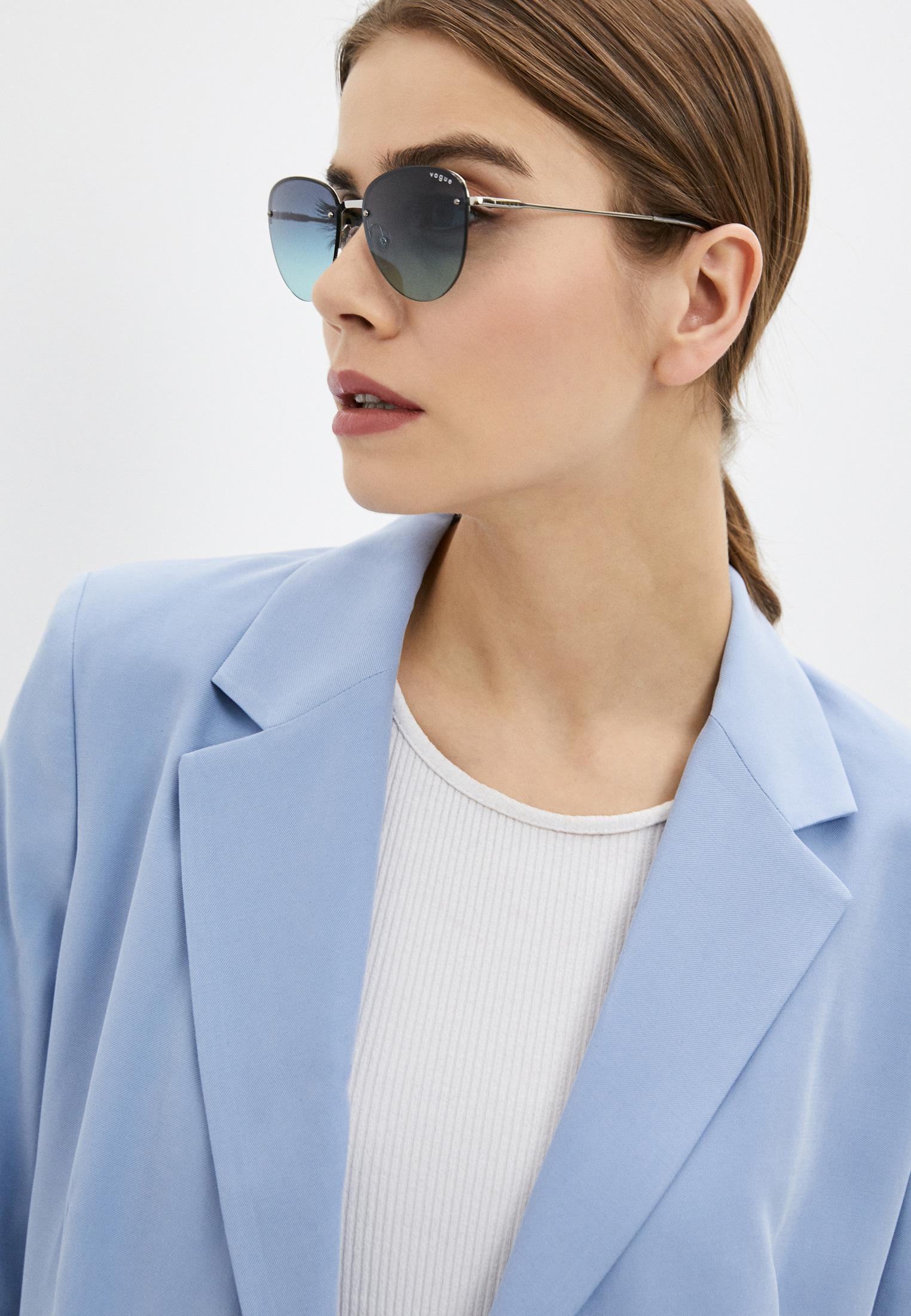 Женские солнцезащитные очки Vogue® Eyewear 0VO4156S