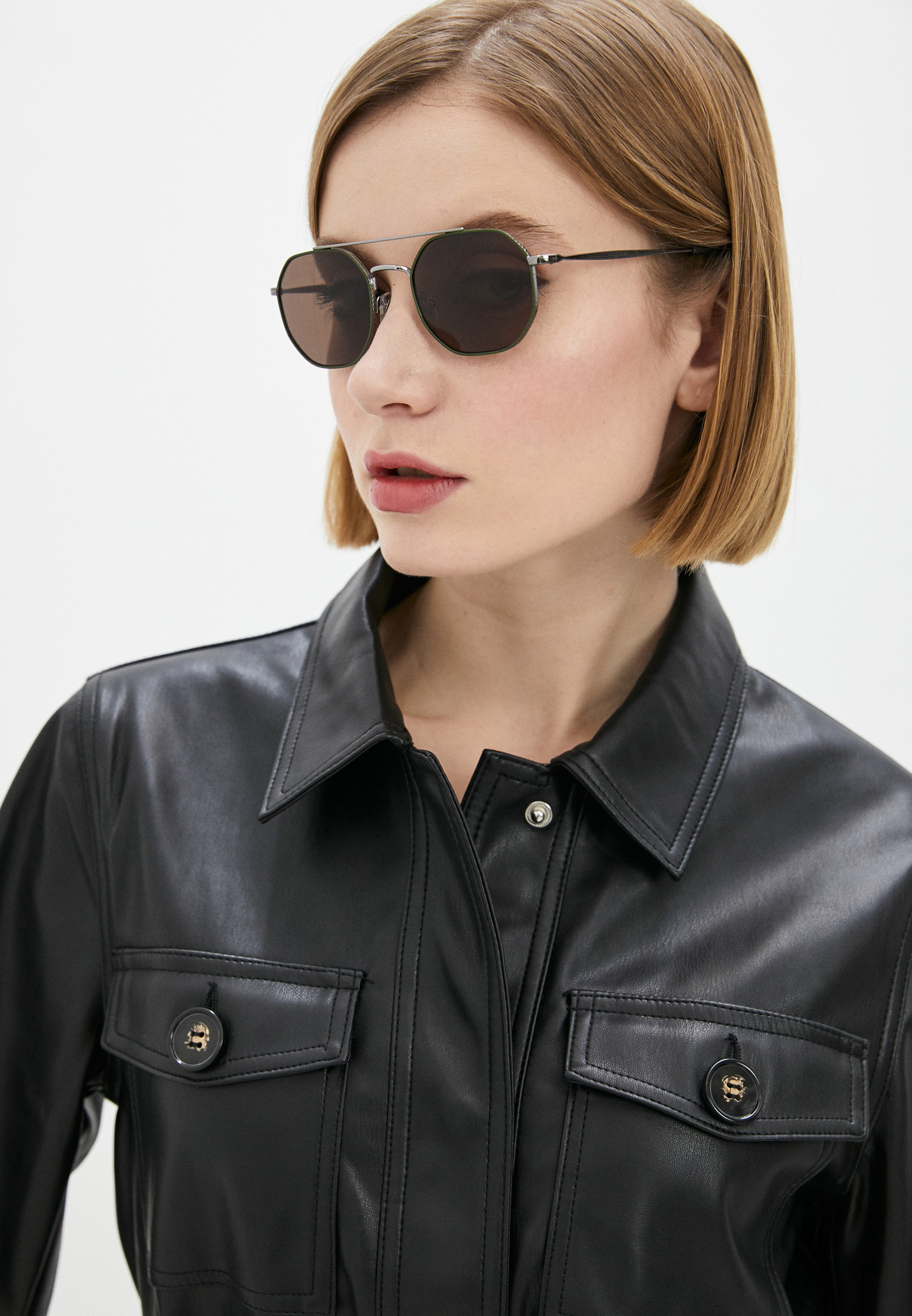 Мужские солнцезащитные очки Vogue® Eyewear 0VO4193S