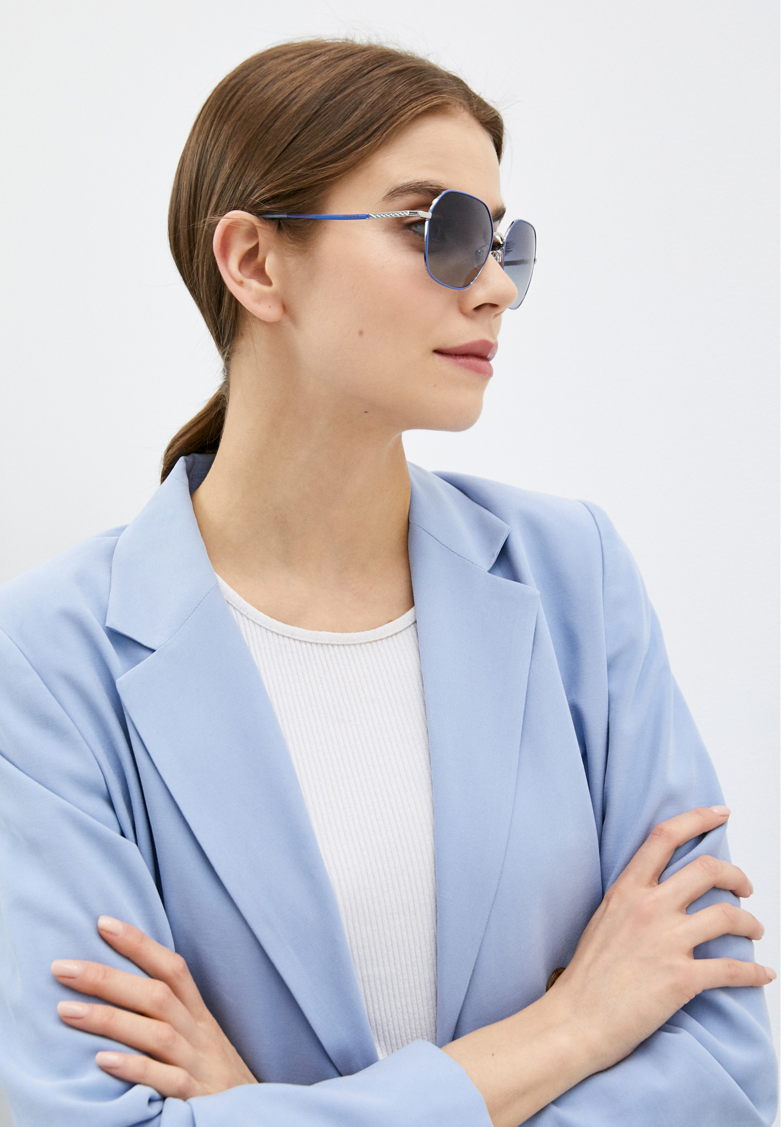 Женские солнцезащитные очки Vogue® Eyewear Очки солнцезащитные Vogue® Eyewear